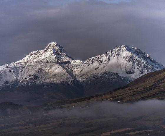 Illinizas Climbing Ecuador